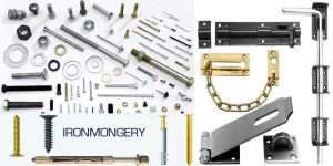 Howard's IRONMONGERY - We supply all kinds of hardware for DIY and maintenance jobs.