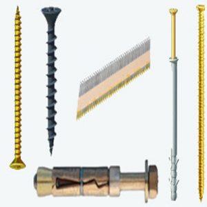 Howard's ironmongery - Screws, Bolts & Nuts
