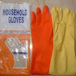 A variety of Household Gloves