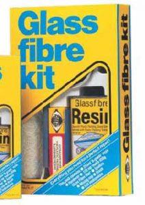 Fibreglass kits