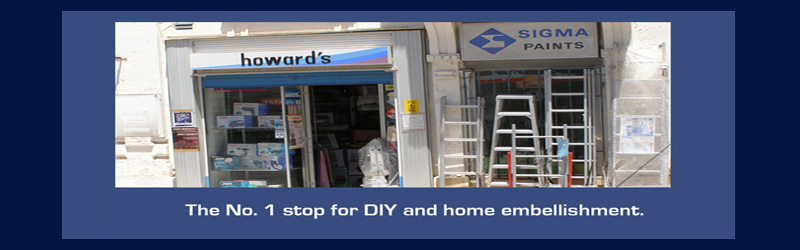 Howards - The No 1 stop for DIY & Home Embellishment