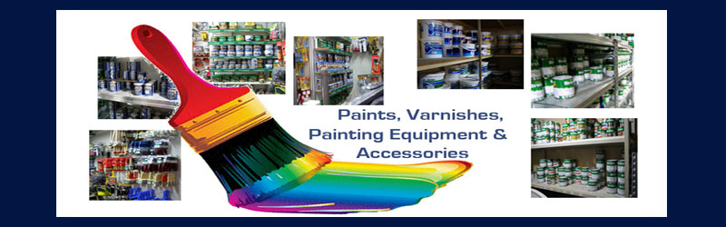 Paints, Varnishes