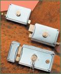 Rim Locks for Iron Doors